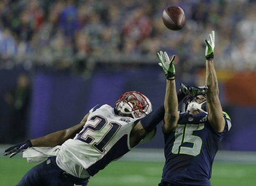 Kearse Catch Butler in Position